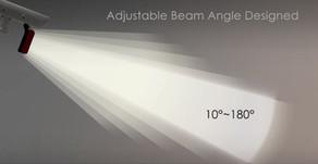 CVA Tech - Flexible to fit your camera FOV to get high brightness
