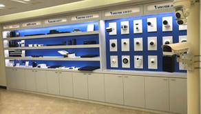 General Lighting Stories - Showroom of VIVOTEK