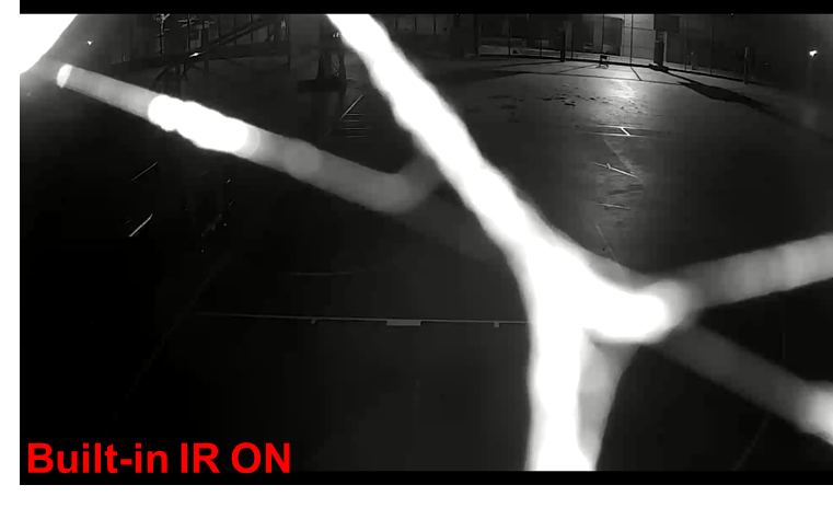 Glare/Light Leak Issue by spider web