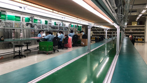 General Lighting Stories - High productivity factory