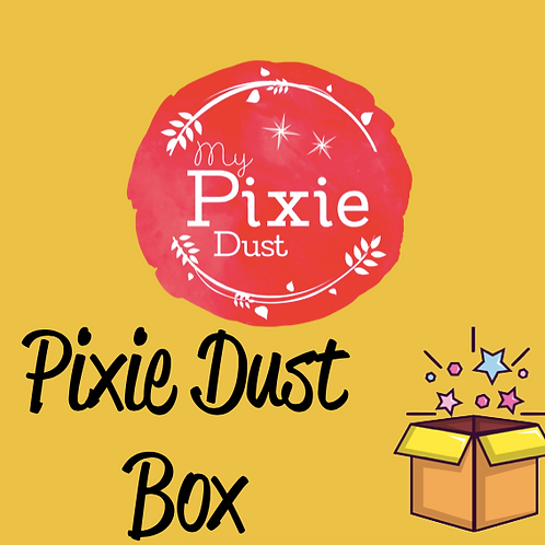 My Pixie Dust Box - March shipping