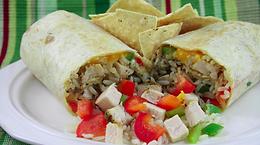 Uno Burrito, Burritos