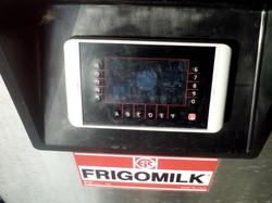 Frigomilk 9 Tejhűtő szerelése