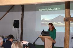 Gajda Nikolett előadása