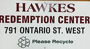 Hawkes Redemption Center