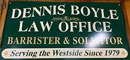 Dennis Boyle Law Office