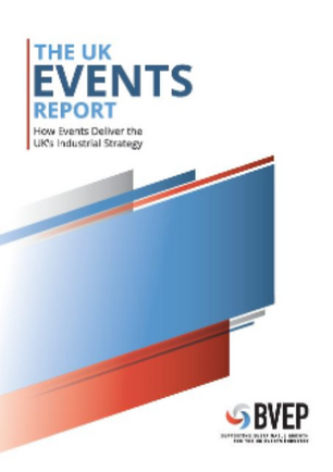 BVEP launches report focused on £70bn events industry
