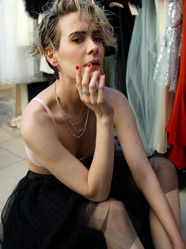 Sarah Paulson for Violet Grey