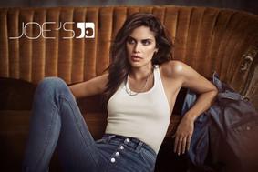 Sara Sampaio for Joe's Jeans