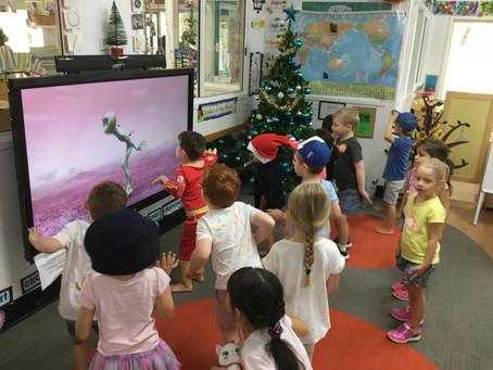 호주유치원 이야기 4화 : 신나는 댄스수업