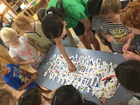 호주유치원 이야기 8화 : 과학실험