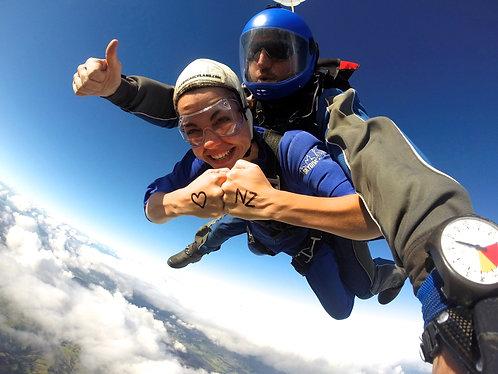 오클랜드 13,000ft 스카이다이빙