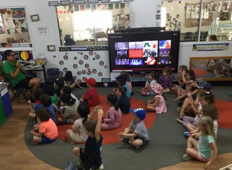호주유치원 이야기 1화 : 미술 요리 창의력응용편