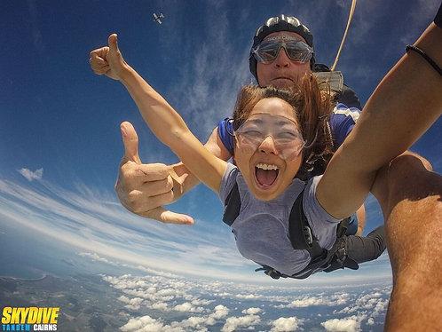케언즈 스카이다이빙 14000ft