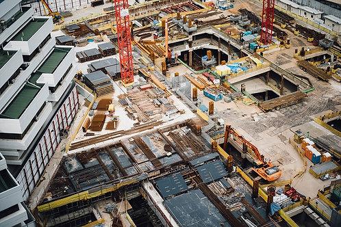 빌딩 컨스트럭션과 Building Construction