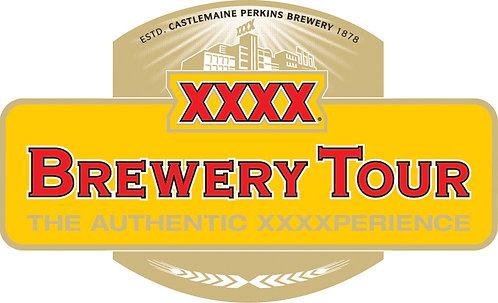 브리즈번 XXXX Brewery