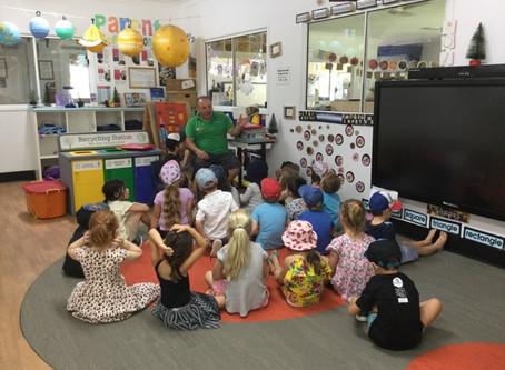 호주유치원 이야기 7화 : 일본어 수업