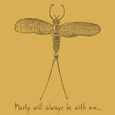 MARTY THE MAYFLY