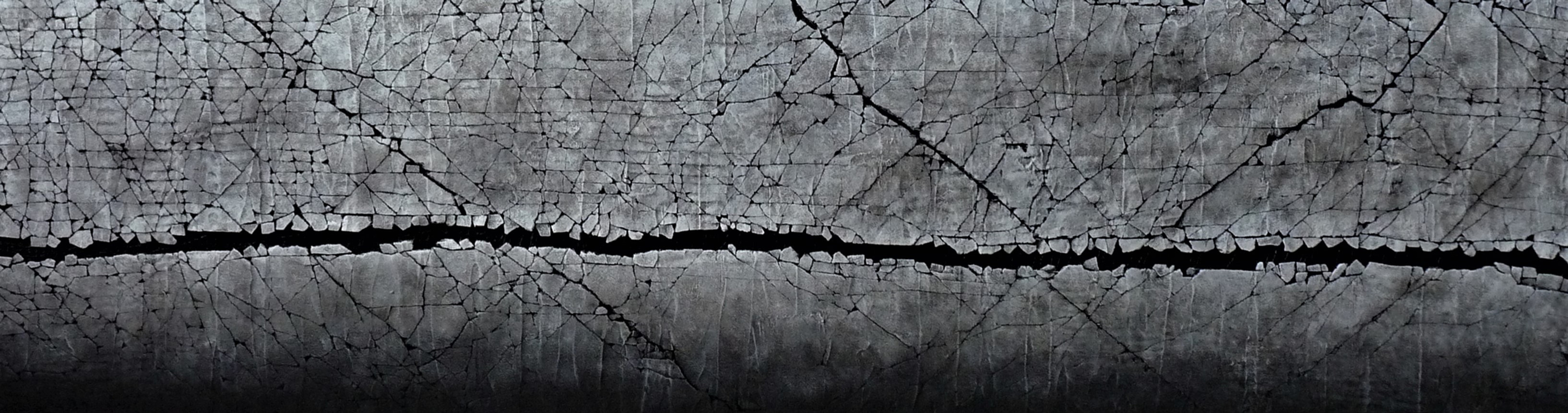 "Ebb and Flow Series: In Darkness, there is Light. Mixed media. 18"" x 65"". 2020 PRICE:  $3200.00 AVAILABLE at The Effusion Gallery and Glass Studio"