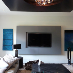 Commission for a West Vancouver Home. Part #2