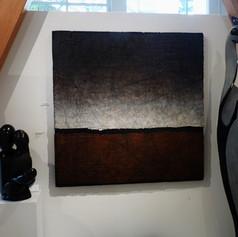 Ukama Gallery Installation. Granville Island