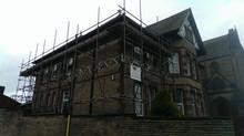 Bob Lewis Builders - All Saints Church, Chorley