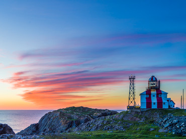 Cap Bonavista Lighthouse, Newfoundland