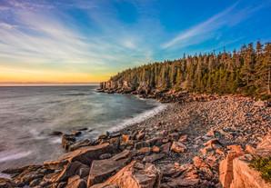 Boulder Beach, Acadia NP