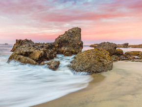 Woods Cove, Laguna Beach, CA