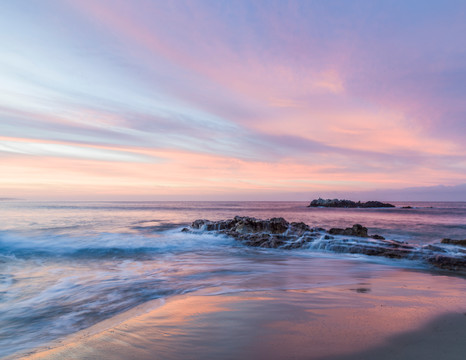 Main Beach, Laguna Beach, CA
