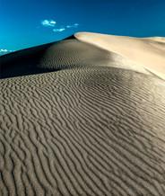Mesquite Flat Sand Dunes, Death Valley NP