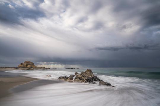 Treasure Island Beach, Laguna Beach, CA