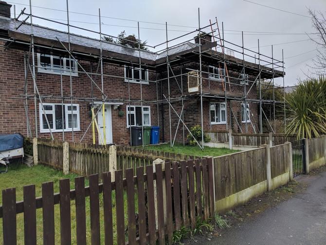 Re-roofing Scheme