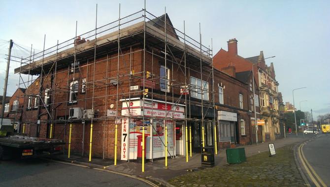 Wigan Lane Post Office
