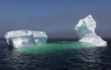 Iceberg off Northeastern Coast, Newfoundland