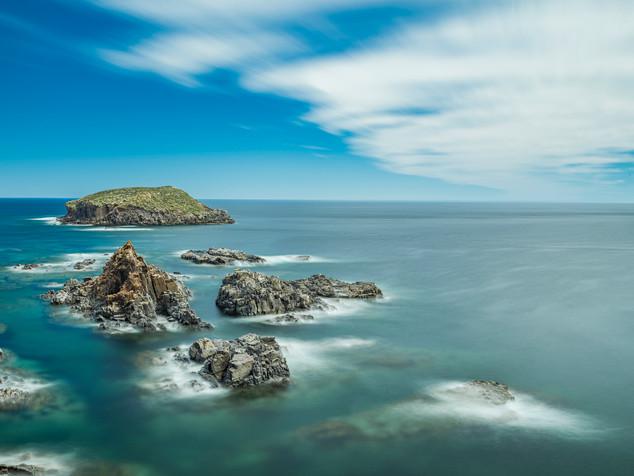Elliston Coastline, Newfoundland