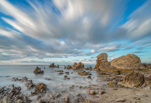 Little Corona Del Mar, Newport Beach, CA