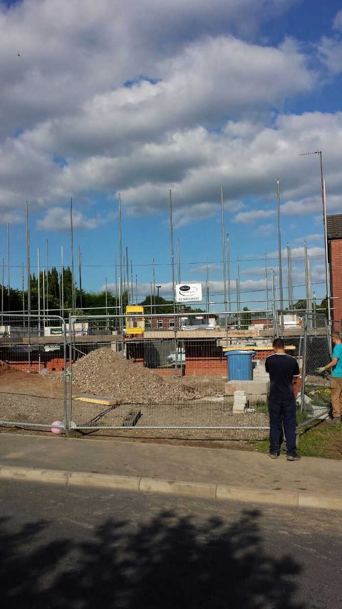 2 New builds Bolton