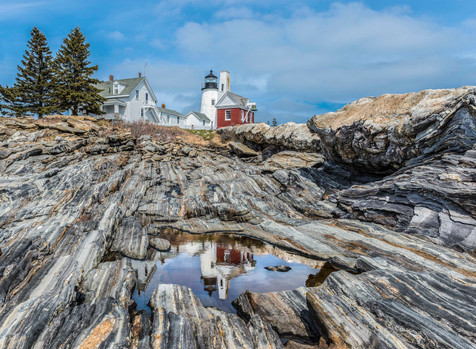 Permaquid Point and Lighthouse