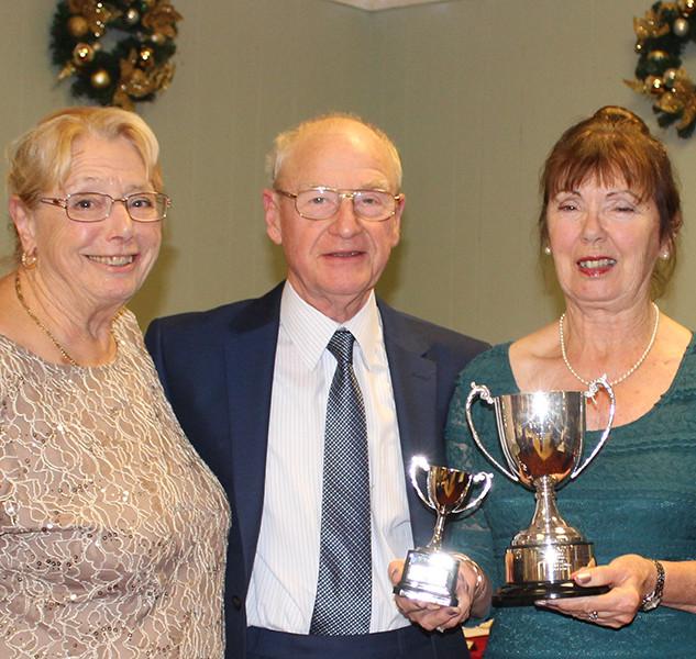 M Gorman P Smith Margert Grant winners.j