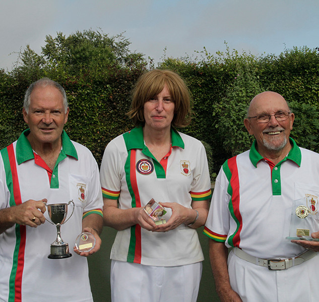 Winning Trio From Lockswood