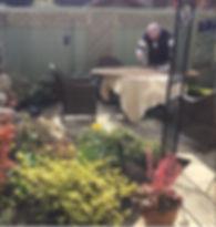 Bob Prince in his garden.jpg