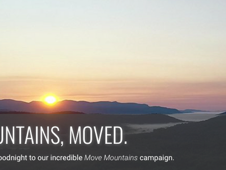Mountains Moved: UVM Surpasses Campaign Goal