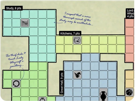 Polyominoes? Check. Roll-and-write? Check. Legacy? Check. What do you mean, no minis?