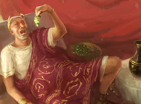 The short life of an emperor in 193 A.D.
