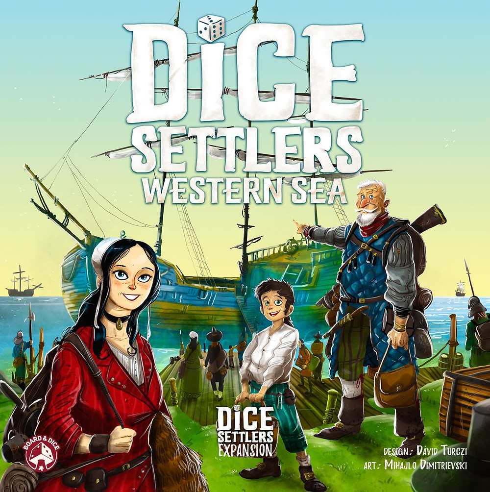 Dice Settlers (draft cover)