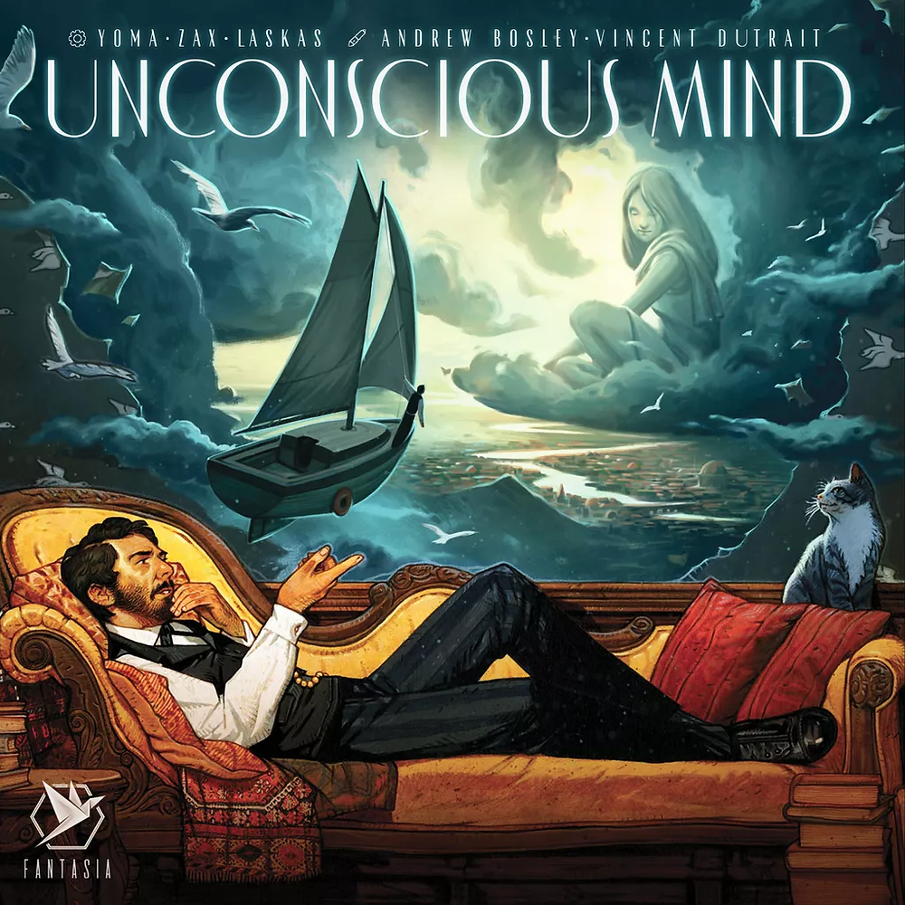Unconscious Mind box