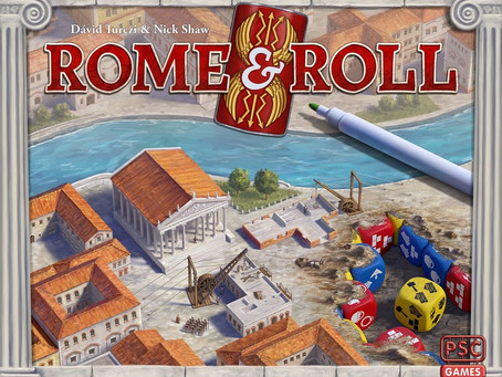 Sex and Drugs and Rome and Roll is live