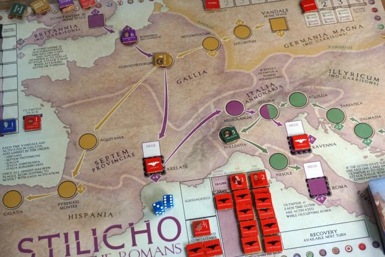 Stilicho map