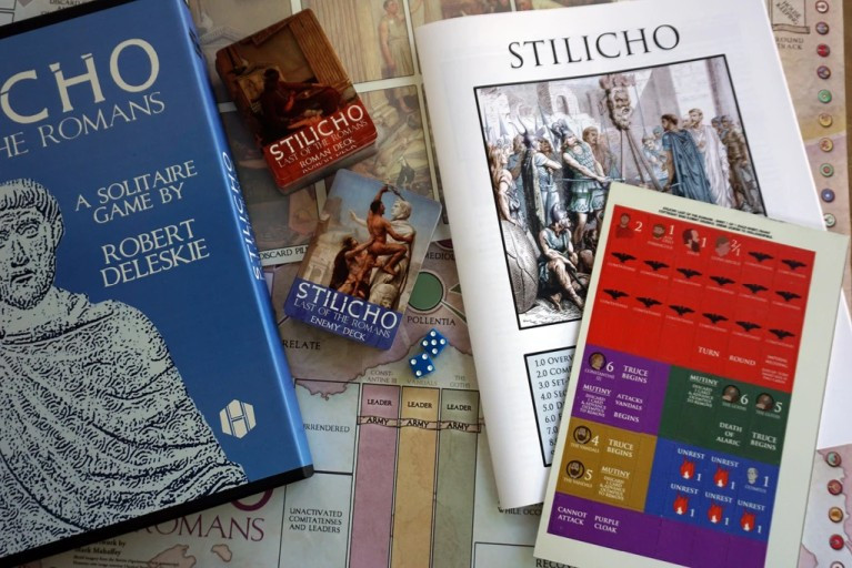 Stilicho box and components